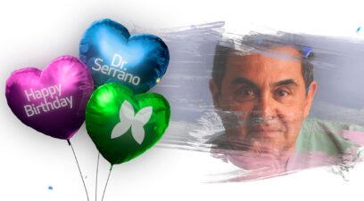 Cumpleaños Dr. Serrano