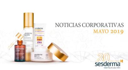 Noticias Corporativas Mayo 2019