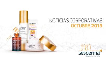 Noticias Corporativas Octubre 2019