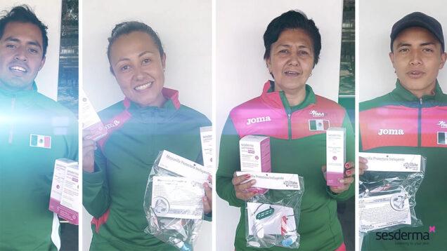 SESWW – LACTYFERRIN – SESDERMA JUEGOS PANAMERICANOS PLAY comprimida